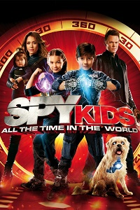 Watch Spy Kids: All the Time in the World in 4D Online Free in HD