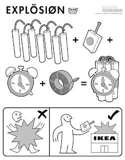 Golf Charlie Papa: How To Assemble An IKEA Manual
