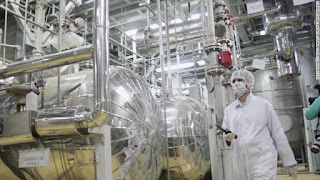 Fasilitas Pengayaan Uranium Iran