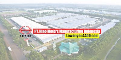 Lowongan Kerja PT Hino Motors Manufacturing Indonesia Juni 2020