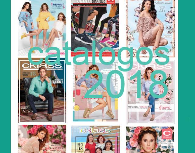 Catalogos CKLASS 2018 digitales Primavera Verano | calzados y ropa