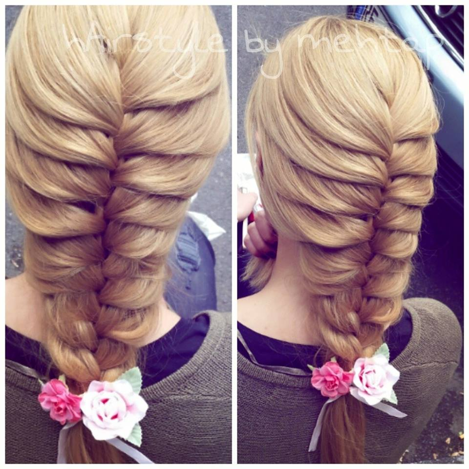 Hairstyles And Women Attire 3 Most Beautiful Braided Hairstyles