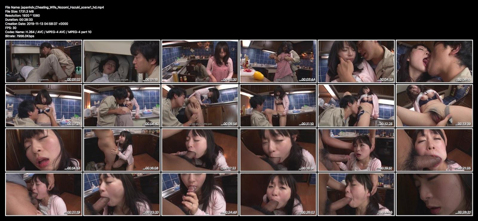 japanhdv Cheating_Wife_Nozomi_Hazuki_scene1_hd