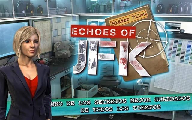 Hidden Files Echoes of JFK PC Game Español