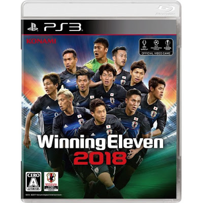 [PS3] World Soccer Winning Eleven 2018 [ウイニングイレブン2018 ] (JPN) ISO Download