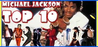 Top 10 - Michael Jackson
