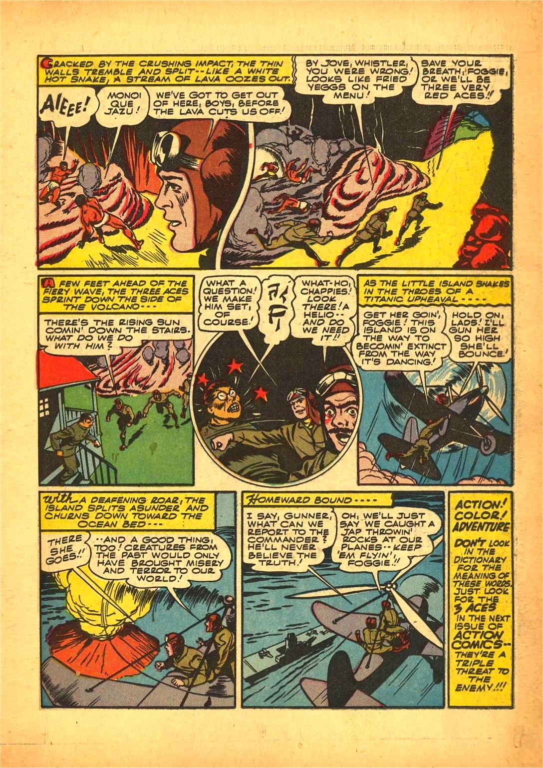 Read online Action Comics (1938) comic -  Issue #50 - 43