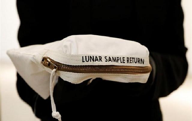 Ο σάκος του Άρμοστρνγκ θα πωληθεί έναντι αστρονομικού ποσού