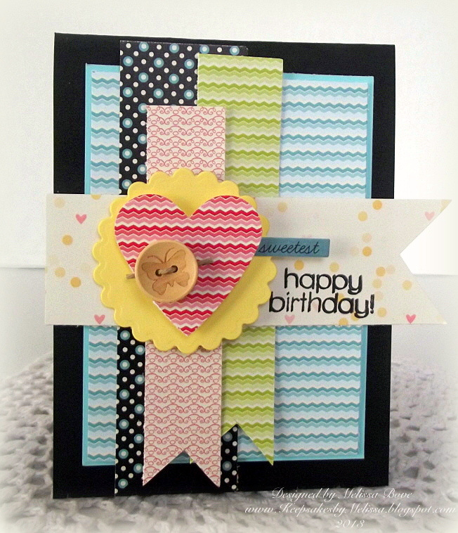 Creating From The Heart: ♥ Simon Says Stamp July Card Kit