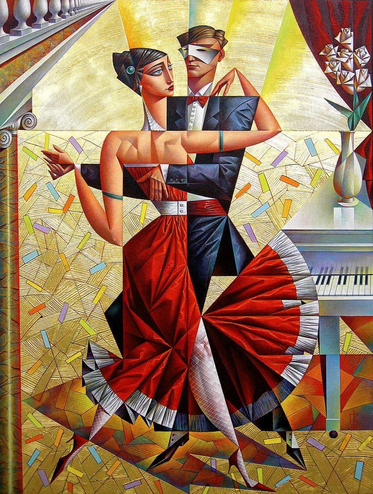 Georgy Kurasov The Dance