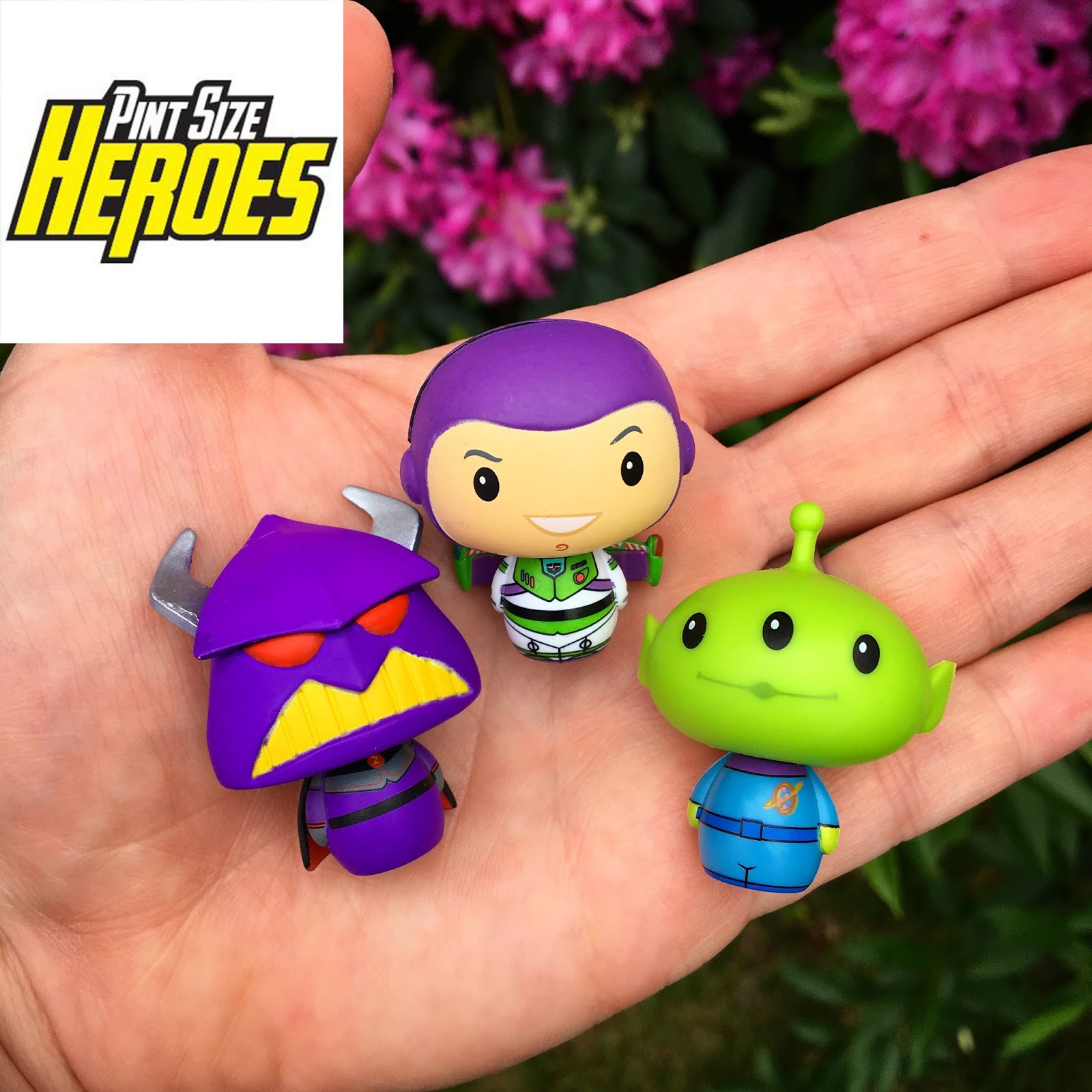funko pint size heroes disney toy story