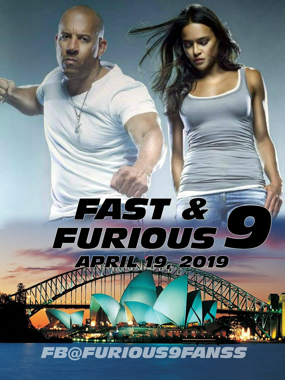 Fast and Furious 9 (2020) English Official Trailer 720p HDRip 30MB
