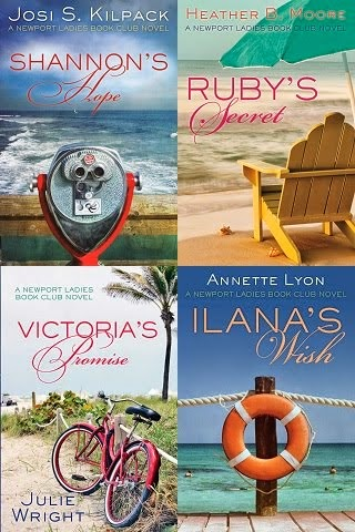 The Newport Ladies Book Club Series: SECOND SET