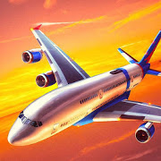 Flight Sim 2018 Unlimited Gold MOD APK