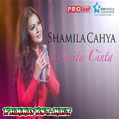 Shamila Cahya - Cerita Cinta (2016) Album cover