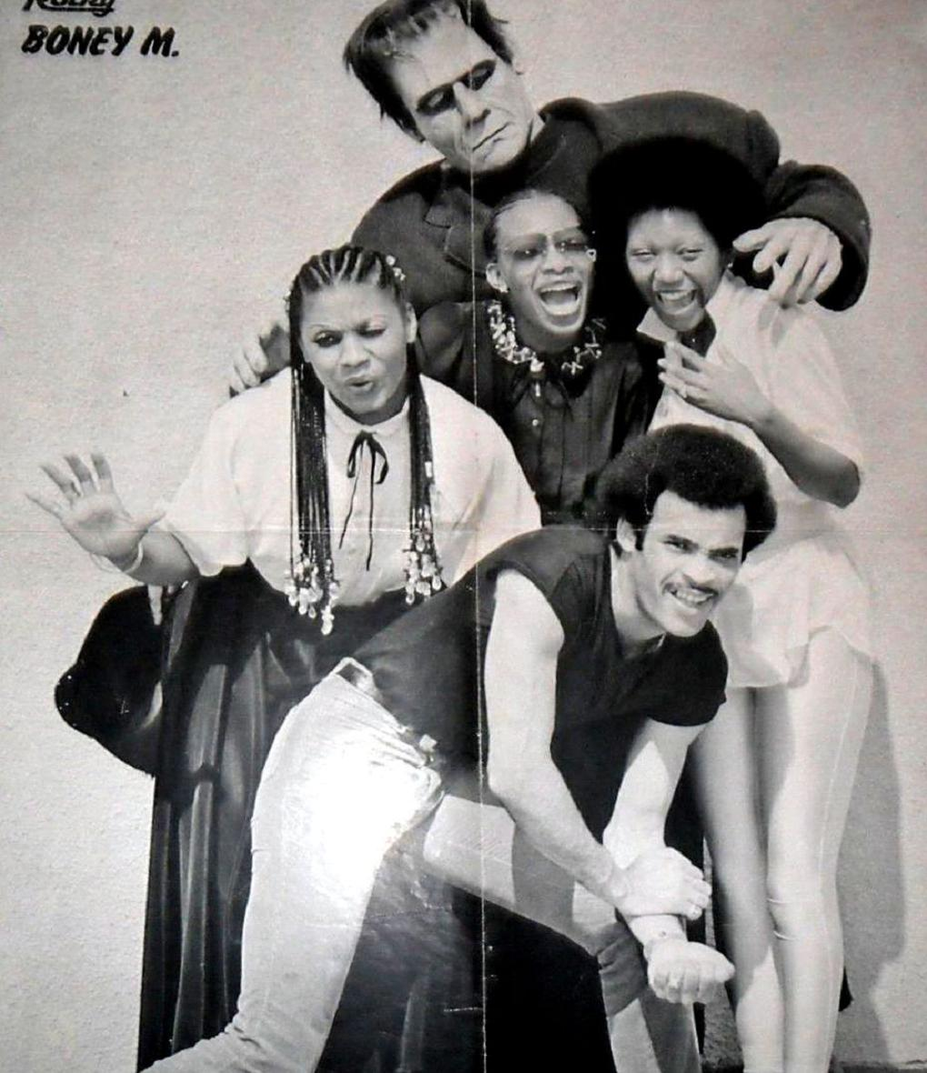 Boney M. - The Maxi-Singles Collection Volume 4: Extended Version
