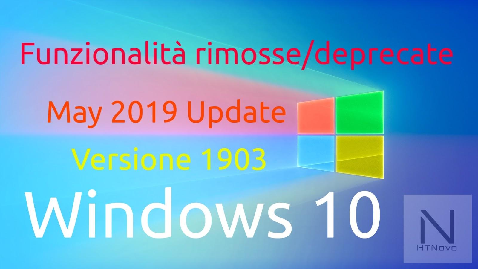 Funzioni-rimosse-deprecate-windows-10-1903
