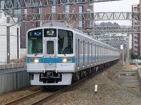 【ダイヤ改正で縮小!】多摩線からの各停 新宿行き1000形