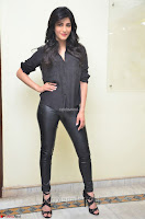 Shruti Haasan Looks Stunning trendy cool in Black relaxed Shirt and Tight Leather Pants ~ .com Exclusive Pics 069.jpg