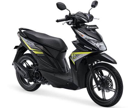All New Honda BeAT eSP Terbaru
