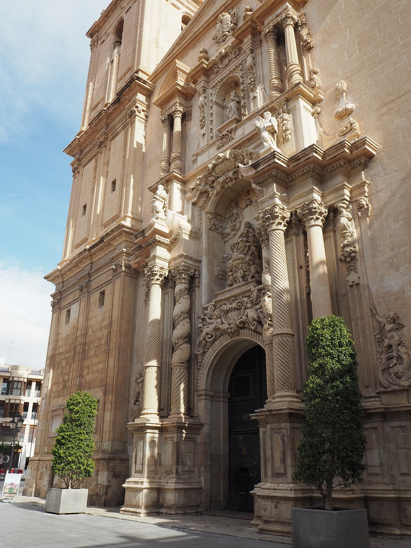 Basillica de Santa Maria, church in Elche