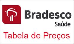 Tabela de Preços Bradesco Saúde Brasília DF