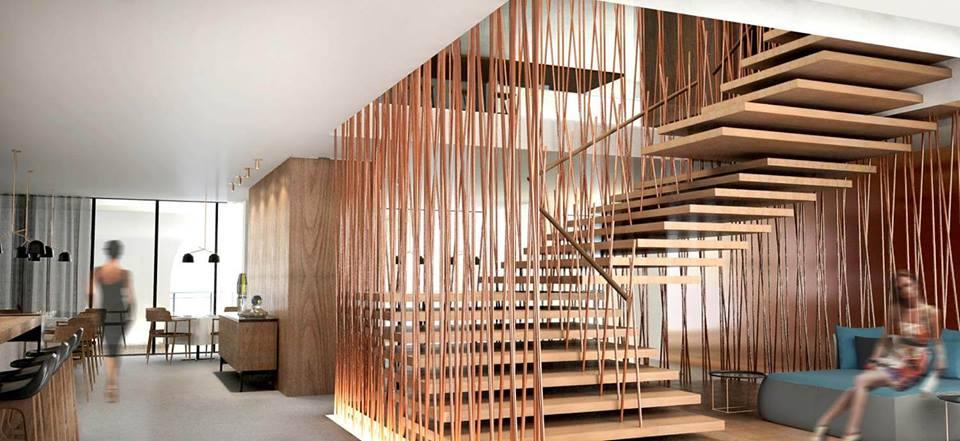 Blog wn trzarski design nowoczesne projekty wn trz for Design hotel como