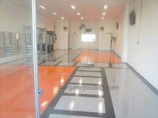 Jasa epoxy lantai epoxy cat epoxy beton harga termurah tebal mengkilap kuat propan 300 micron 500 mikron 1mm