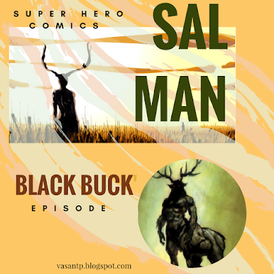 salman khan and black buck episode cartoon