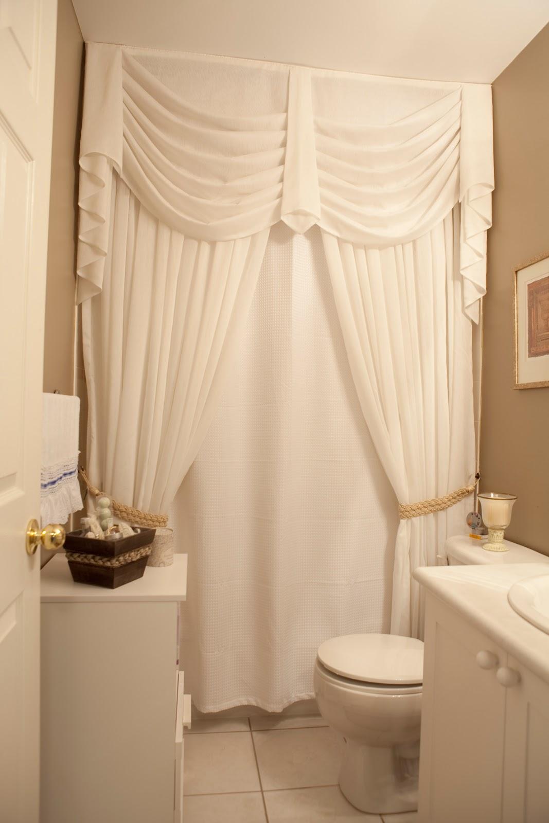Arro Decor: Cortina para el baño