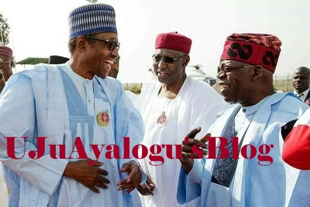 PHOTOS: Buhari, Tinubu Jet Out To AU Summit In Abidjan ...Jagaban The Beautiful Bride Again?
