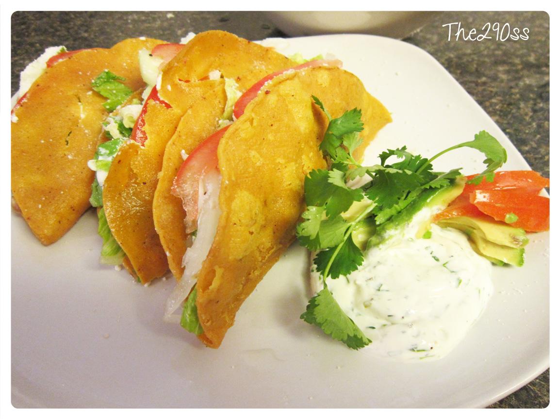 Dorados Image: The290ss: Tacos Dorados Recipe (Cooking With The290ss