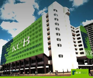 Kenya Commercial Bank, one of Kenya's largest banks by customers