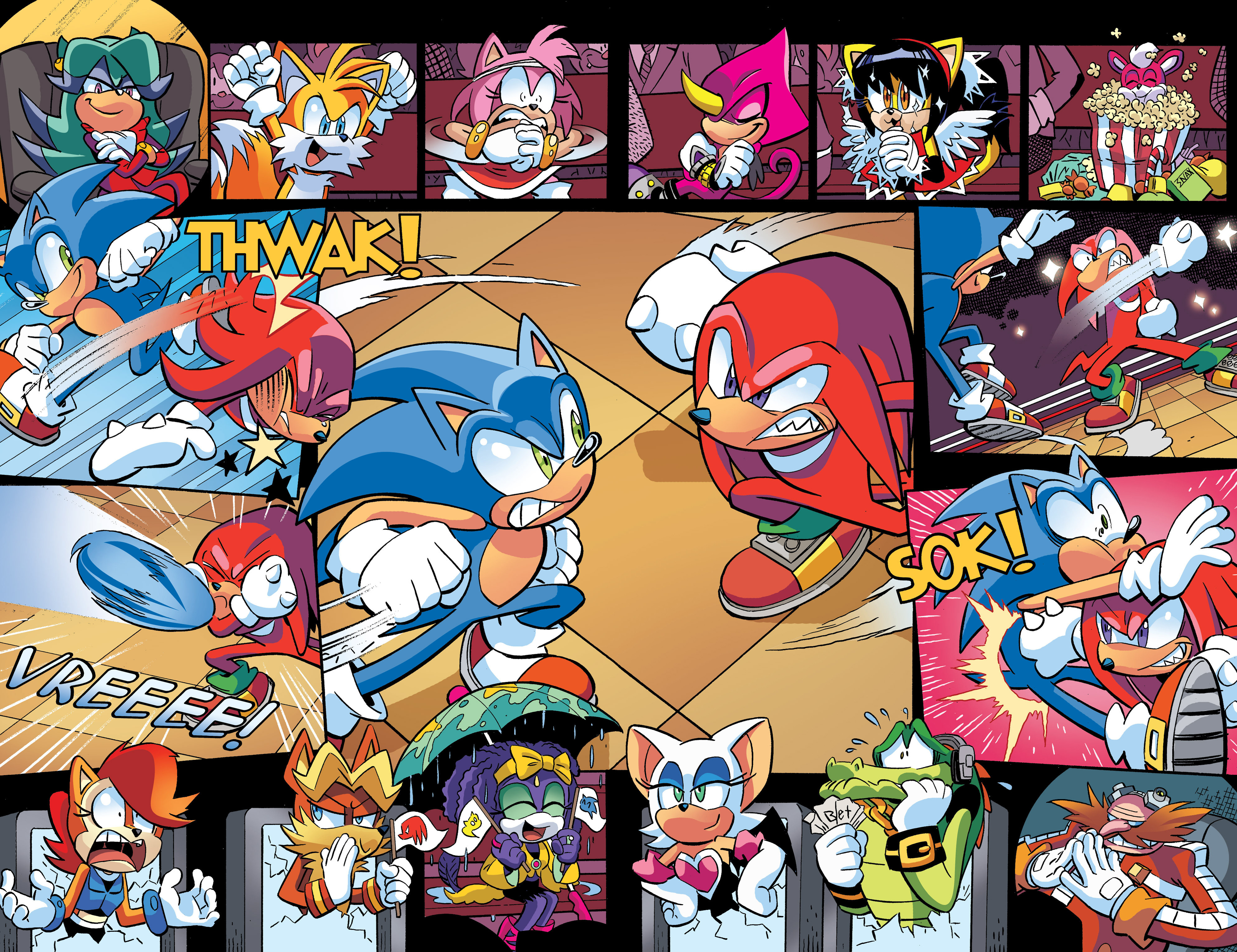 Read online Sonic The Hedgehog comic -  Issue #271 - 8