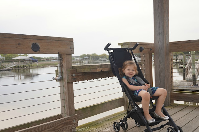 Smarter, Easier Family Travel: Why You Should Add the gb Pockit Stroller to Your Must-Pack List {A Review} | CosmosMariners.com