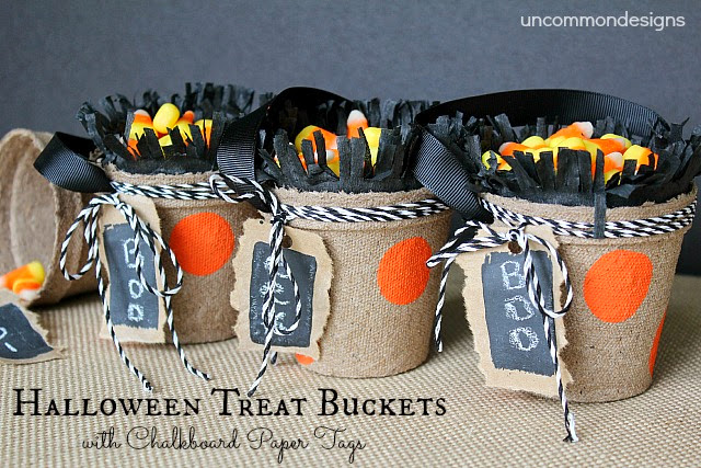 Halloween treat buckets with chalkboard paper tags graphic%5B1%5D 5 Chalkboard Ideas for Fall! 17