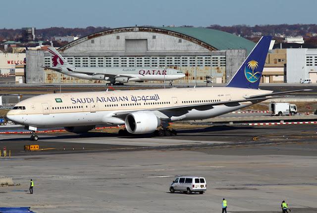 pesawat saudi arabia