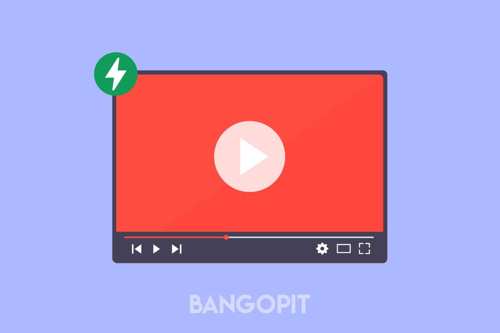 Cara Embed Video YouTube ke Dalam Postingan Blogger Valid AMP