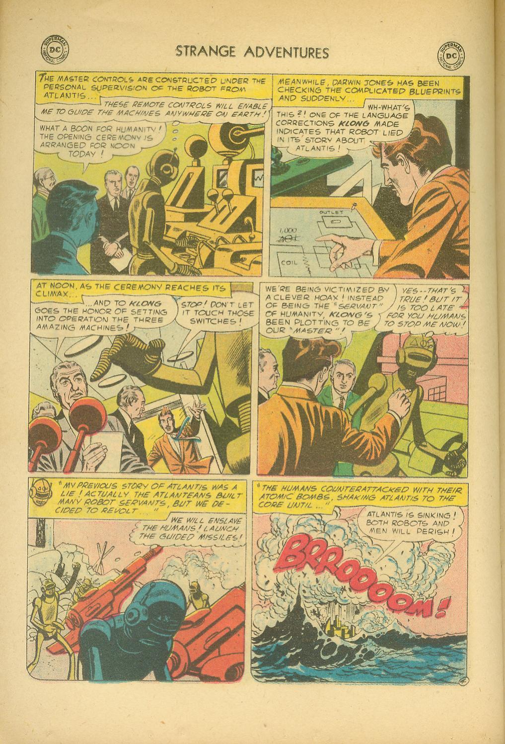 Strange Adventures (1950) issue 76 - Page 22