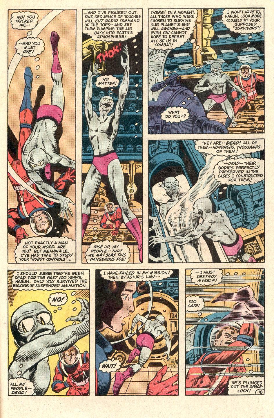 Read online Secret Origins (1986) comic -  Issue # _Annual 1 - 56