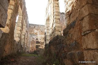 ארמון האמיר פעור, רמת הגולן