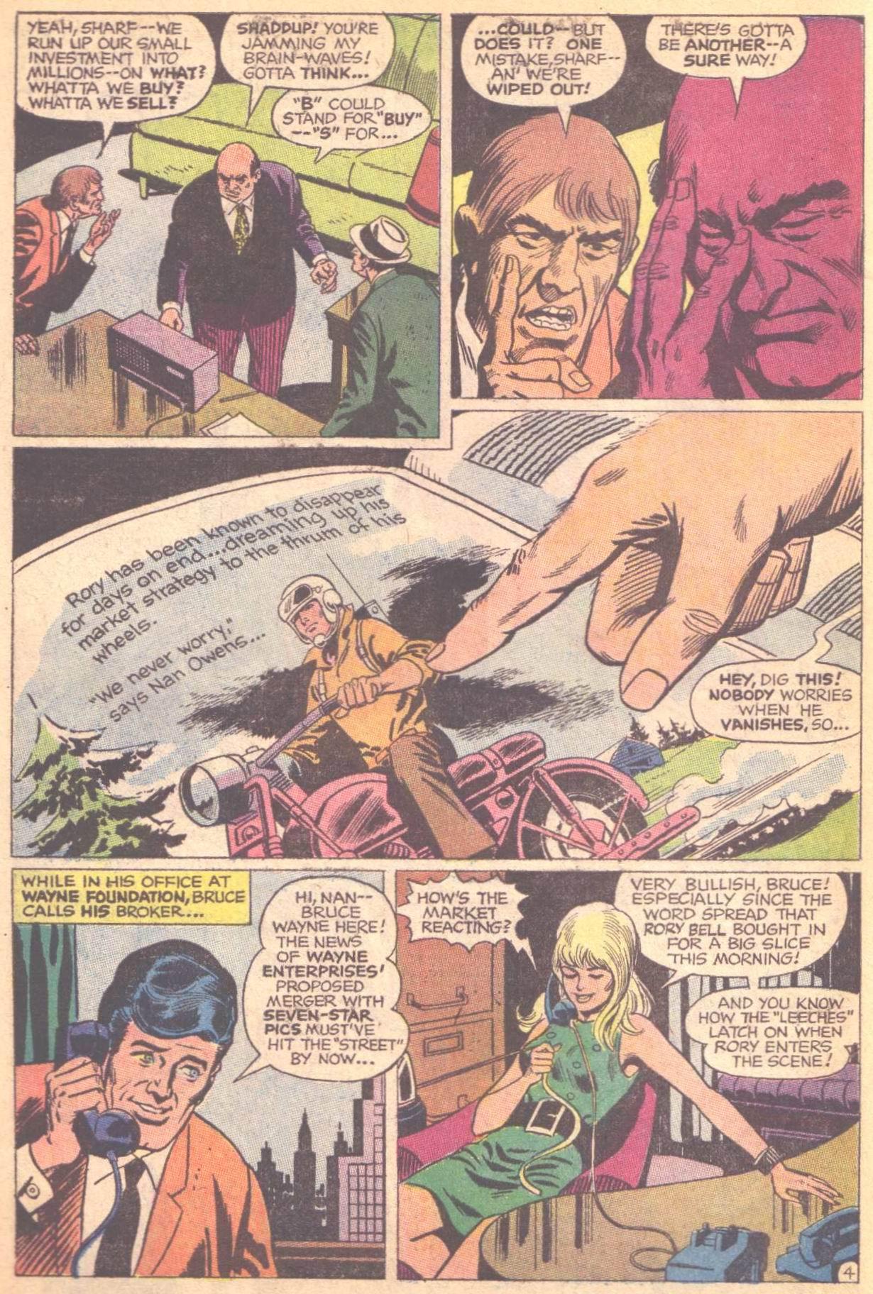 Detective Comics (1937) 396 Page 5