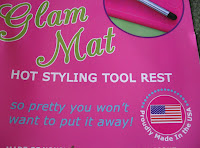 Glam Mat and Glam Ears are Made in USA! Clever Girl Innovations