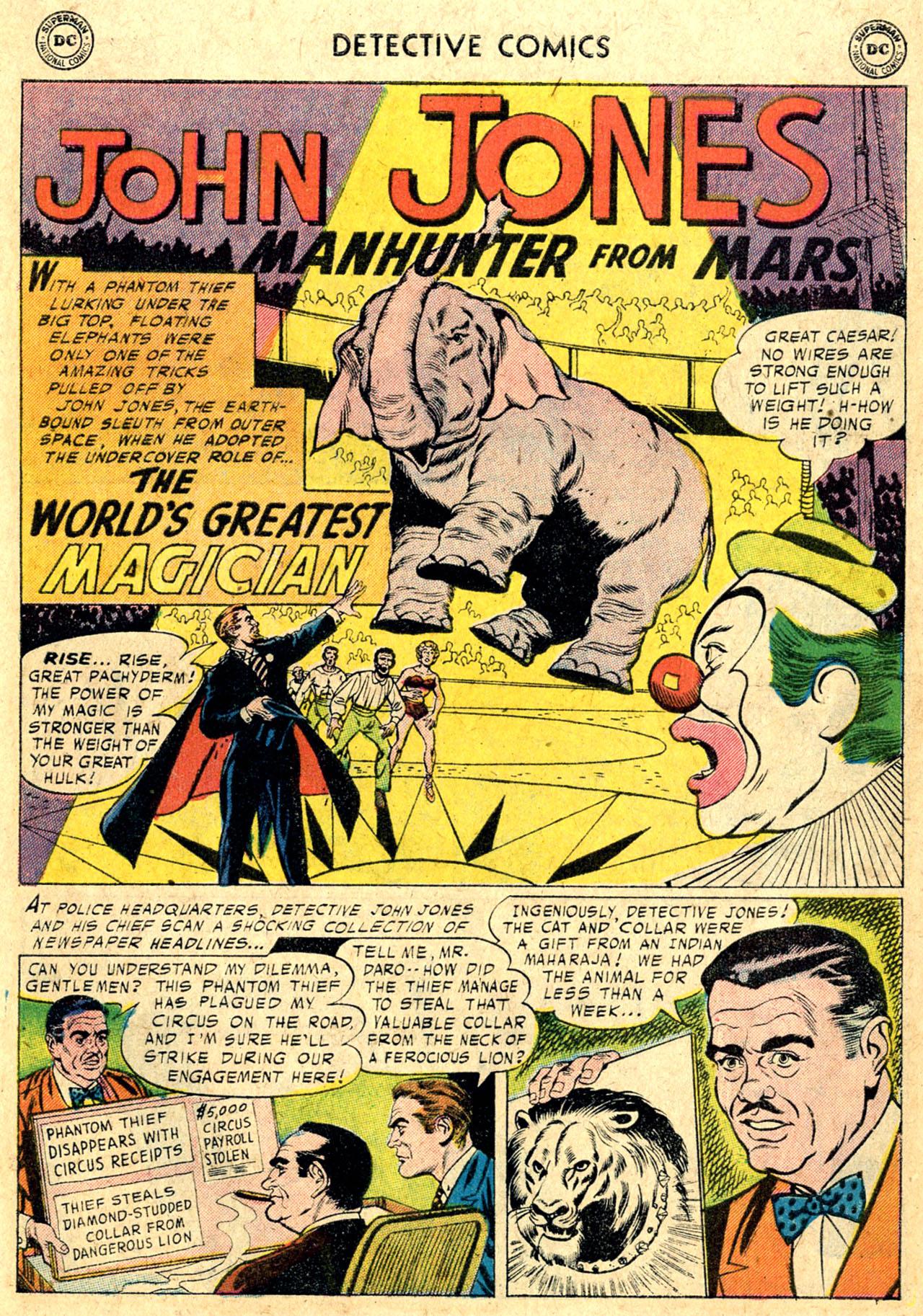 Read online Detective Comics (1937) comic -  Issue #235 - 27