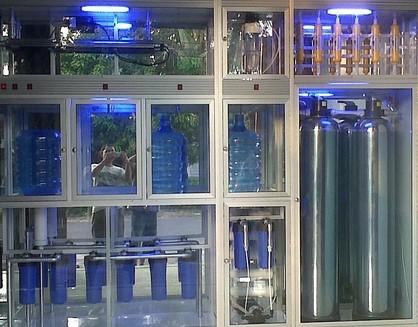 Daftar harga mesin air isi ulang ro biru di medan tengerang bekas baru dan modelnya