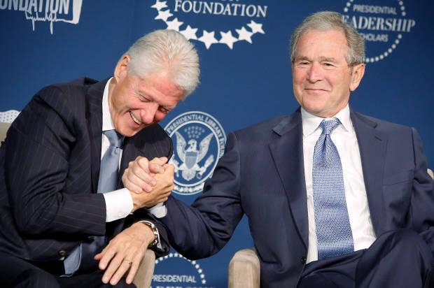 Clinton-Bush Alliance
