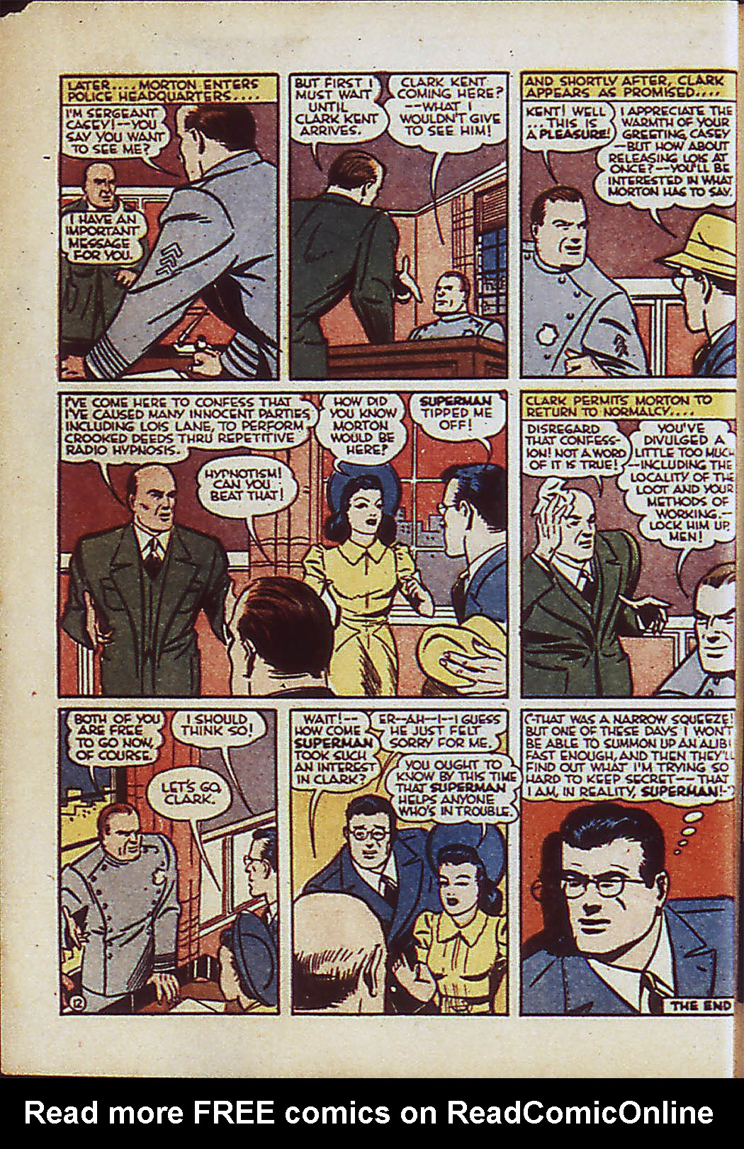 Action Comics (1938) 38 Page 13