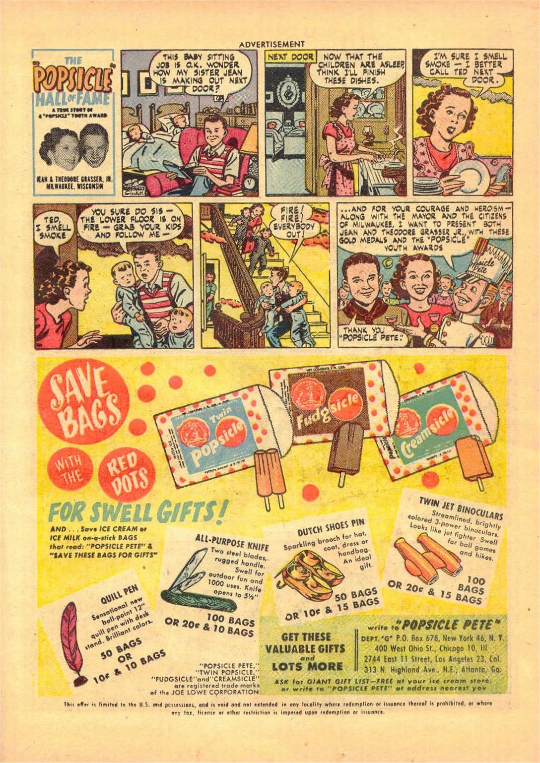 Read online Detective Comics (1937) comic -  Issue #161 - 33