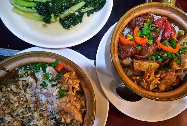 Bo Zai Fan clay pot rice bowl hong kong