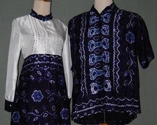 model baju sasirangan keluarga